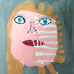 Vaak Kunst in de klas - Julia Borsboom #BM84