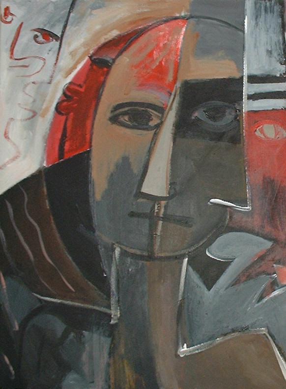 Portret (zij)